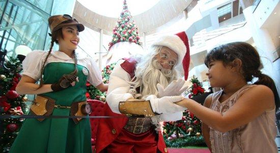 Natal do RioMar tem programação especial para toda a família