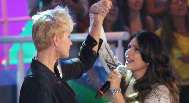 Xuxa abriu as portas para a música evangélica, diz Aline Barros
