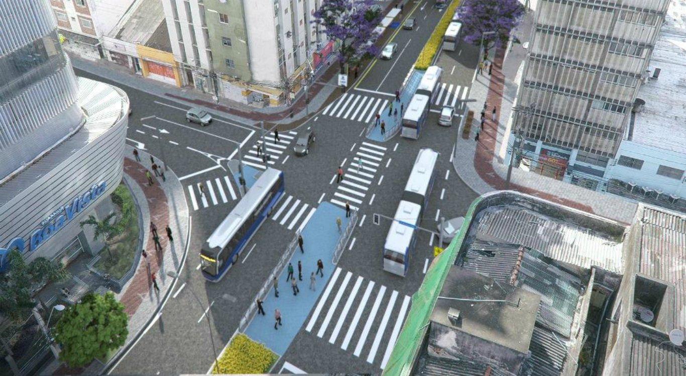 Nova Conde da Boa Vista terá mais paradas de ônibus e menos de BRT