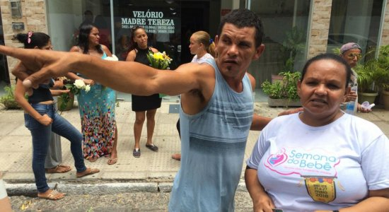 Pai de menina que morreu com suspeita de dengue hemorrágica denuncia descaso