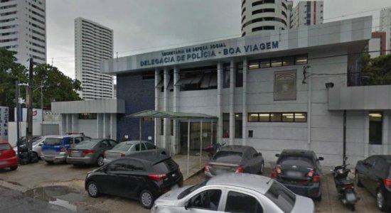 Polícia prende suspeito de roubar veículos em Boa Viagem