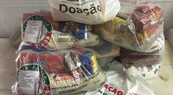 Campanha Natal Sem Fome pede doações
