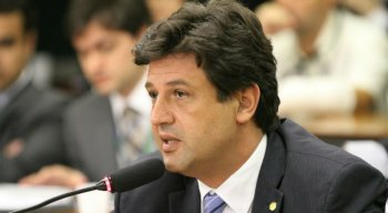 Deputado Mandetta (DEM/MS) foi confirmado como futuro ministro da Saúde