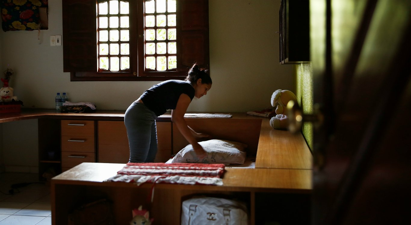 Venezuela Pernambucana: refugiados contam a busca por moradia em PE
