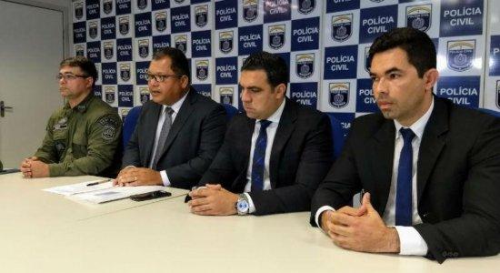 Polícia Civil prende 54 suspeitos de tráfico e homicídios na Mata Sul