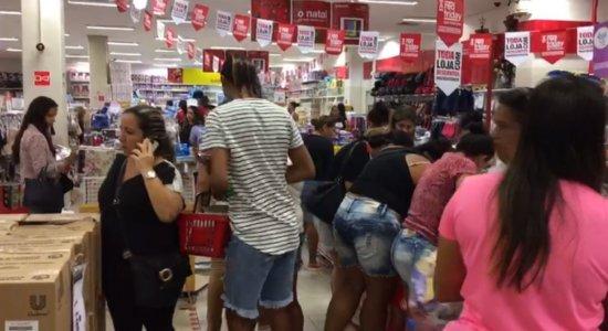 Liquida Recife promete descontos de até 70% na RMR