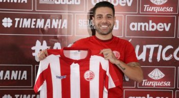 O meia Allan Patrick tem 23 anos e veio do Francana, time de São Paulo
