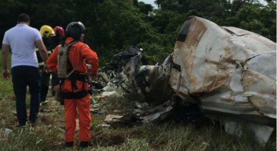 Queda de avião em Minas Gerais mata quatro pessoas