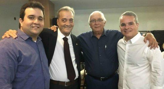 Com Milton Bivar para Presidência, oposição lança chapa para eleições do Sport