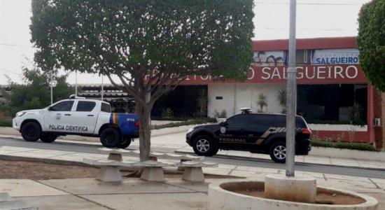 PF apura prejuízo causado por desvio de verba do TFD em Salgueiro