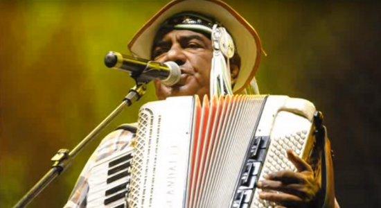 Morre o cantor e compositor Pinto do Acordeon aos 72 anos em São Paulo