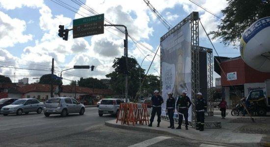 CTTU monta esquema especial para Festa do Morro da Conceição