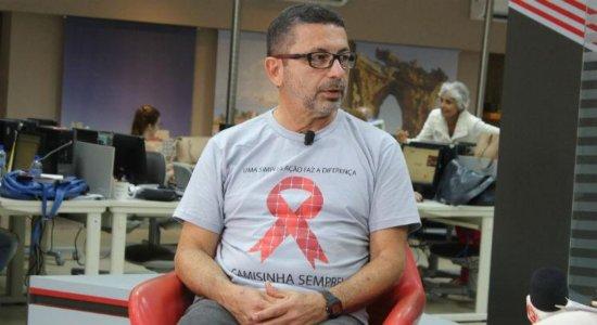 Pernambuco registra 26.657 casos de aids em 35 anos
