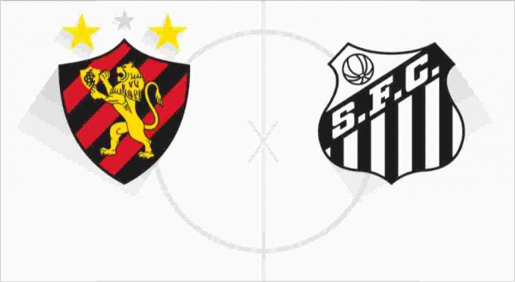 Sport e Santos se enfrentam valendo a permanência do Leão na Série A