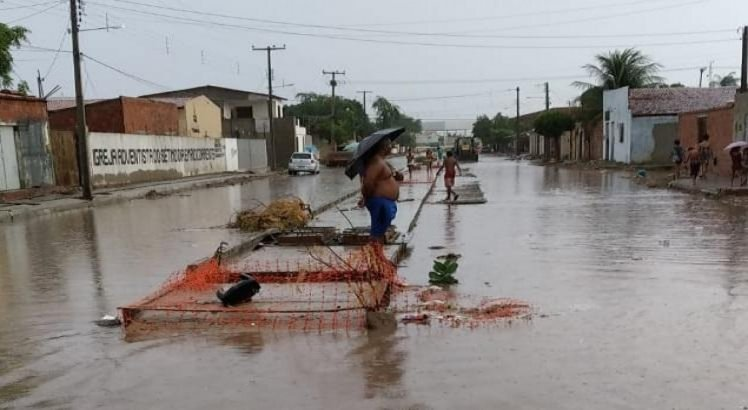 Segundo a Defesa Civil, não foram registradas ocorrências relacionadas à chuva em Petrolina