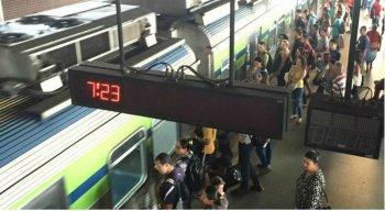 O objetivo da CBTU é impedir invasões ao metrô