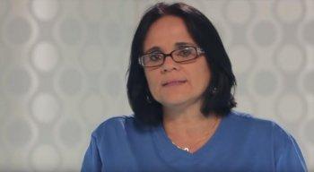 Damares Alves é antagonista ao movimento LGBT .