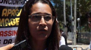 Lucinha Motta, mãe da menina Beatriz, concedeu entrevista exclusiva à Rádio Jornal nesta quinta-feira (6)