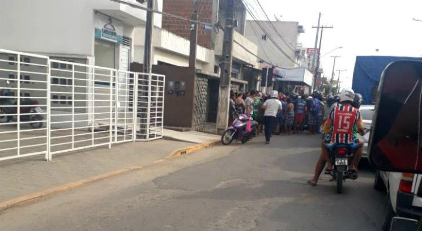 Homem é preso após assaltar casa lotérica em Surubim