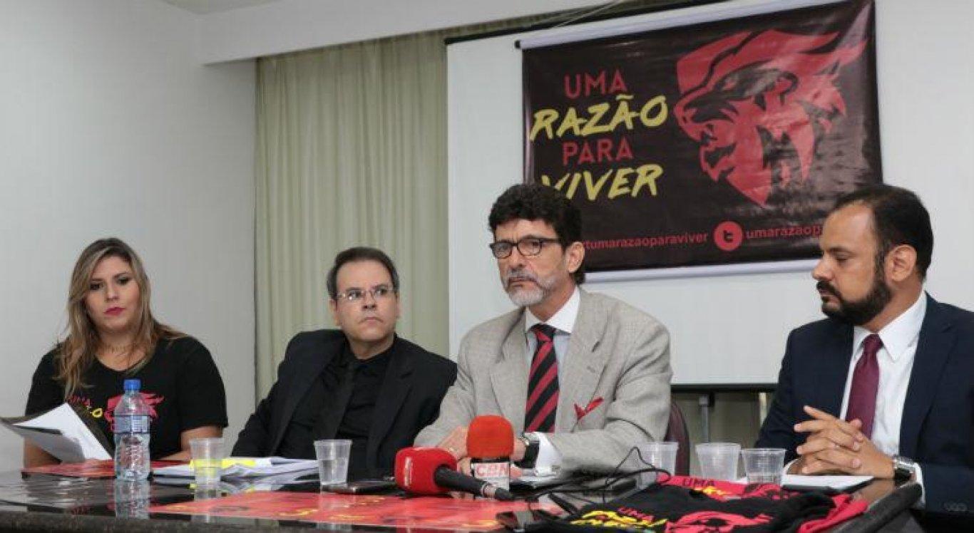Eu não vou perder, diz Eduardo Carvalho sobre presidência do Sport