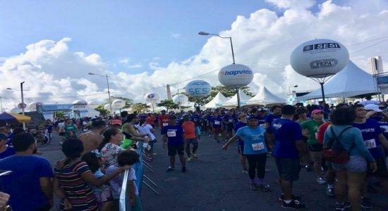 Circuito de Corrida do SESI agita centro do Recife