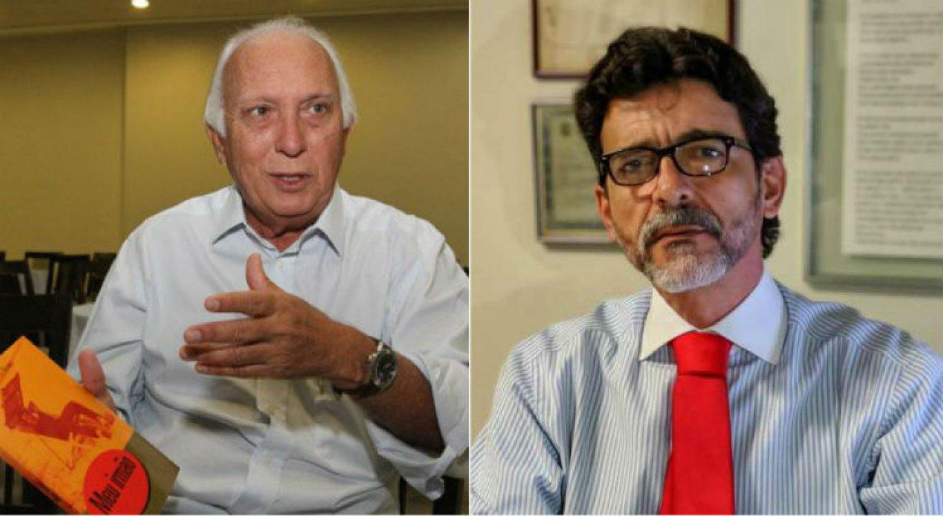 Um cara mentiroso, diz Milton Bivar sobre Eduardo Carvalho