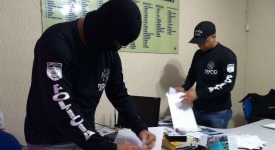 Operação da Polícia Civil prende 3 funcionários da Câmara de Paulista