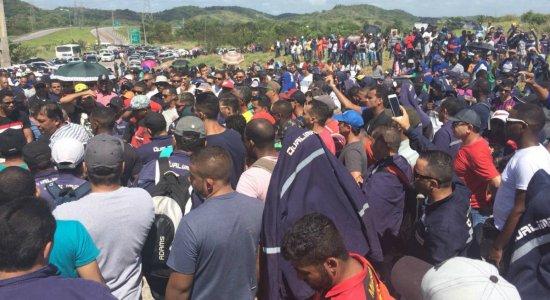 Sintepav entra com medida cautelar para garantir direitos de trabalhadores da Qualiman