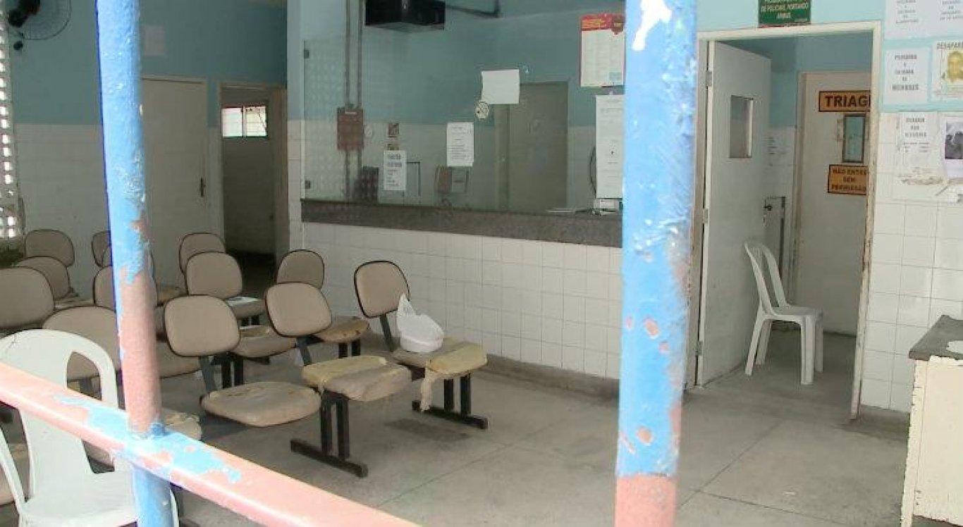 Paralisação no Ulysses Pernambucano afeta atendimento em todo Estado