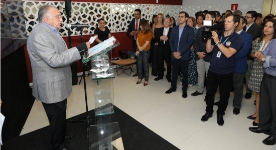 Paes Mendonça inaugura nova sede do SJCC em Caruaru