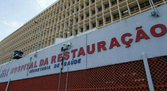 Bebê baleado em Palmares continua internado e sem previsão de alta no HR