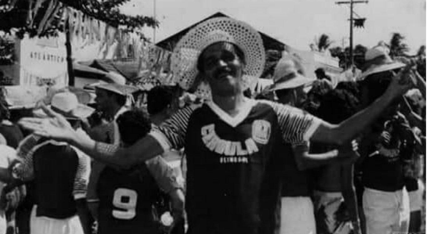 Morre o fundador da troça Ceroula de Olinda