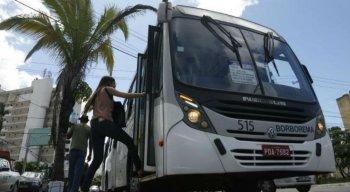 2.414 ônibus foram assaltados na RMR desde 1º de janeiro