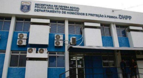 Um dos homens mais procurados pela Delegacia de Homicídios é preso