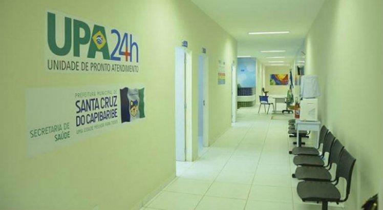 Menino foi levado inicialmente para a UPA de Santa Cruz do Capibaribe