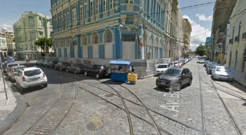 Os flanelinhas trabalhavam em ruas do Recife Antigo