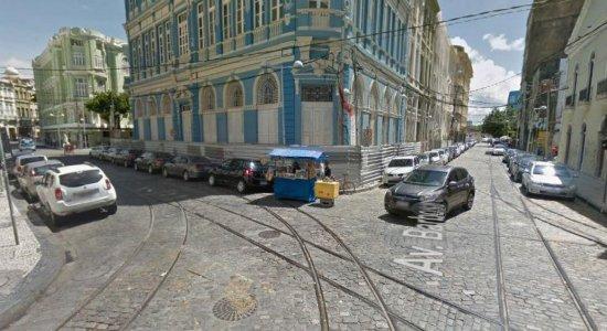 Ação do Detran orienta condutores sobre medidas de segurança no trânsito e higiene no Recife