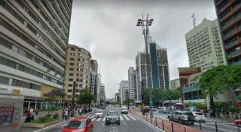 Crime ocorreu na Avenida Paulista, nas proximidades do cruzamento com a Av. Brigadeiro Luís Antônio