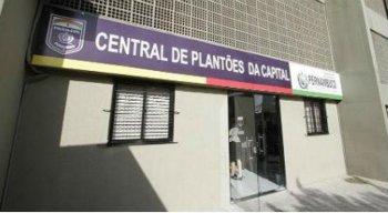 A mulher foi encaminhada para a Central de Plantões da Capital