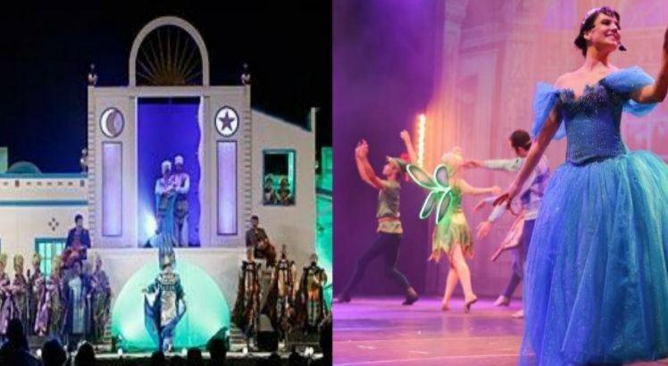 Baile do Menino Deus e Natal Para Sempre começam neste domingo