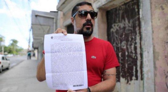 Advogado denuncia agressão ao tentar entrar com travesseiro no Imip