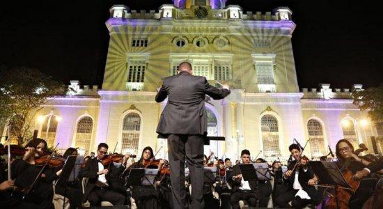 Culto de Natal reúne fiéis na noite desta terça-feira em Santo Amaro