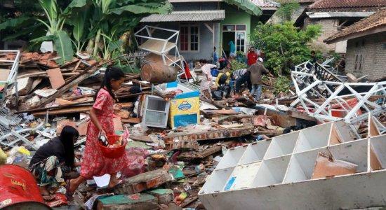 Indonésia: autoridades pedem que moradores evitem áreas de risco