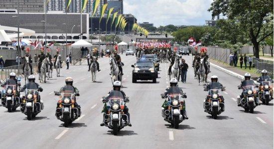 Contagem regressiva para a posse de Jair Bolsonaro