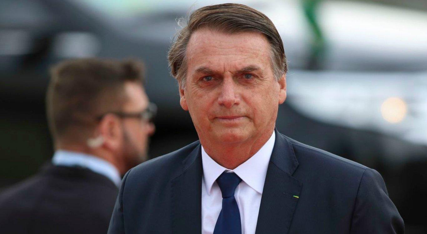 Confira a foto oficial do presidente Jair Bolsonaro