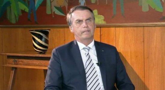 Durante entrevista, Bolsonaro afirmou também que quer aumentar o limite de armas por cidadão