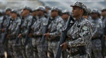 O emprego da Força Nacional foi autorizado hoje pelo ministro da Justiça, Sergio Moro
