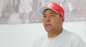 Técnico do Náutico, Márcio Goiano