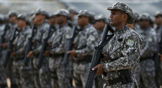 Ministério prorroga prazo de permanência da Força Nacional no Amazonas