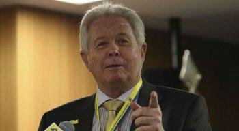 Presidente do Banco do Brasil, Rubem Novaes